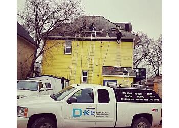 Winnipeg roofing companies